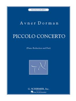 Piccolo Concerto (for Piccolo and Piano Reducton) (HL-50485996)