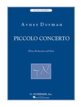 Piccolo Concerto (for Piccolo and Piano Reducton) (HL-50485996)