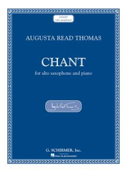 Chant (for Alto Saxophone & Piano) (HL-50486113)