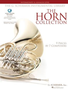 The Horn Collection - Intermediate to Advanced Level: G. Schirmer Inst (HL-50486152)