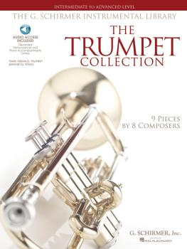 The Trumpet Collection: Intermediate to Advanced Level G. Schirmer Ins (HL-50486153)