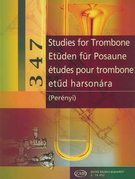 347 Studies for Trombone (HL-50486166)