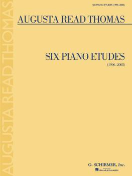 6 Piano Etudes (1996-2005) (Piano Solo) (HL-50486249)