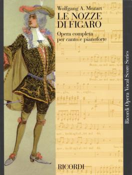 Le Nozze di Figaro (Vocal Score) (HL-50486274)