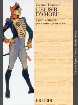 L'elisir d'amore (Vocal Score) (HL-50486275)