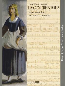 La Cenerentola (Cinderella) (Vocal Score) (HL-50486283)