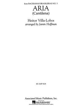 Aria (Cantilena) Full Score (HL-50486367)