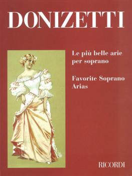 Favorite Soprano Arias (Voice and Piano) (HL-50486689)