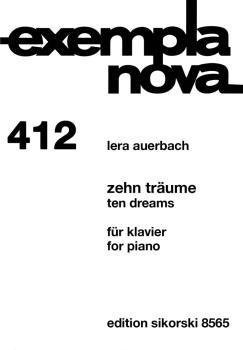 10 Dreams (for Piano) (HL-50486893)
