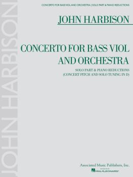 Concerto for Bass Viol (for Double Bass & Piano Reduction) (HL-50486941)