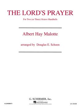 The Lord's Prayer: 2-3 Octaves of Handbells (HL-50488973)