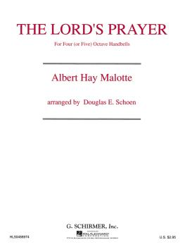 The Lord's Prayer: 4-5 Octaves of Handbells (HL-50488974)