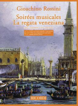 Soirées Musicales and La Regata Veneziana: Medium/High Voice and Piano (HL-50489945)