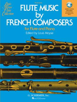 Flute Music by French Composers for Flute and Piano (HL-50490447)
