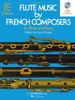 Flute Music by French Composers (for Flute and Piano) (HL-50490448)