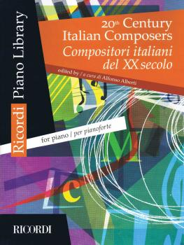 20th Century Italian Composers (for Piano) (HL-50497655)