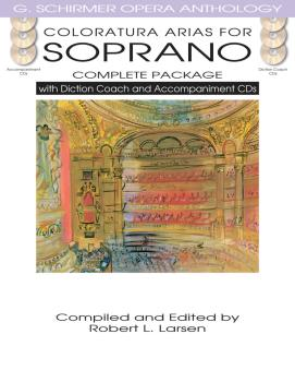 Coloratura Arias for Soprano - Complete Package (with Diction Coach an (HL-50498717)