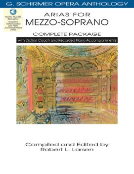 Arias for Mezzo-Soprano - Complete Package (with Diction Coach and Acc (HL-50498718)