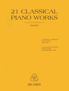 21 Classical Piano Works (Easy Level) (HL-50498768)