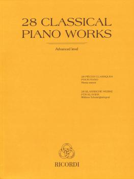 28 Classical Piano Works (Advanced Level) (HL-50499305)