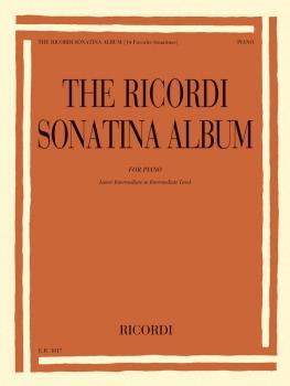 The Ricordi Sonatina Album (For Lower Intermediate to Intermediate Lev (HL-50499625)
