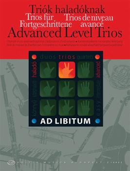 Advanced Level Trios: Chamber Music with Optional Combinations of Inst (HL-50499683)
