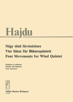 4 Movements (Wind Quintet) (HL-50510373)