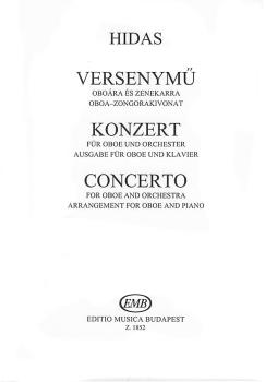 Concerto: Oboe and Piano Reduction (HL-50510478)