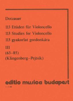 113 Studies - Volume 3 (HL-50510677)