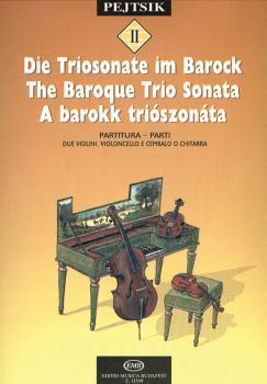 Chamber Music Method for Strings - Volume 2: The Baroque Trio Sonatas (HL-50510848)