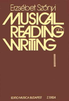 Music Reading and Writing: Teacher Book Lessons 1-50 (HL-50511150)