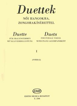 Duets for Female Voices - Volume 1: From Carissimi to Beethoven (HL-50511172)