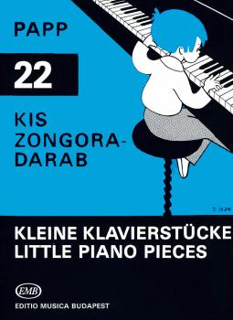 22 Little Piano Pieces (HL-50511305)