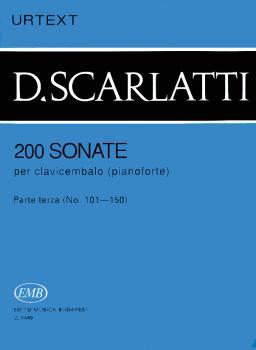 200 Sonatas - Volume 3 (Piano Solo) (HL-50511638)
