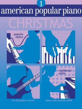 American Popular Piano Christmas - Level 1 (Level 1) (HL-00220270)
