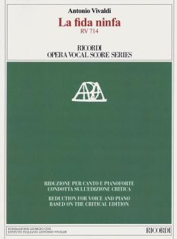 La fida ninfa, RV 714: Vocal Score Based on the Complete Edition (HL-50595173)