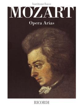 Mozart Opera Arias (Baritone/Bass) (HL-50600009)