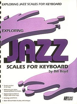 Exploring Jazz Scales for Keyboard (HL-00221015)
