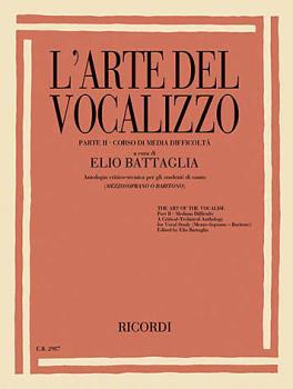 L'Arte Del Vocalizzo - Parte II: Corso di Media Difficoltà: The Art of (HL-50600191)