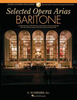 Selected Opera Arias (Baritone Edition) (HL-50600348)