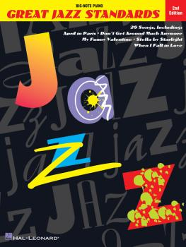 Great Jazz Standards - 2nd Edition (HL-00222575)
