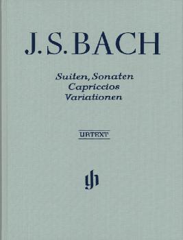 Suites, Sonatas, Capriccios, Variations (Piano Solo) (HL-51480263)
