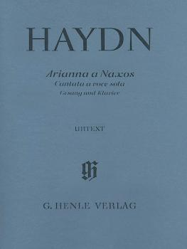 Arianna a Naxos, Cantata for Voice and Piano Hob.XXVIb:2 (HL-51480537)