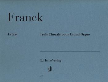 3 Chorals pour Grand Orgue (HL-51480975)
