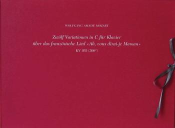 12 Variations on Ah Vous Dirai-je Maman (Twinkle, Twinkle Little Star) (HL-51483213)