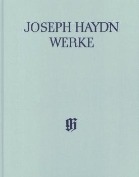 Arias, Scenes and Ensembles with Orchestra, 2 Series: Haydn Complete E (HL-51485775)