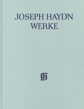 Songs for Several Voices: Haydn Complete Edition, Series XXX Clothboun (HL-51485872)