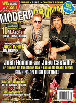 Modern Drummer Magazine Back Issue - September 2009 (HL-77770940)