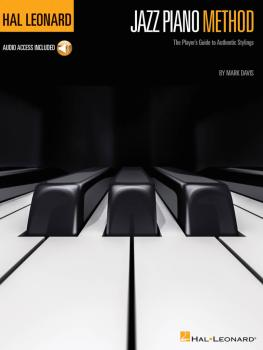 Hal Leonard Jazz Piano Method (HL-00131102)