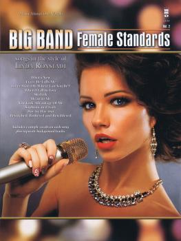 Big Band Standards for Females - Volume 2: Songs in the Style of Linda (HL-00152965)